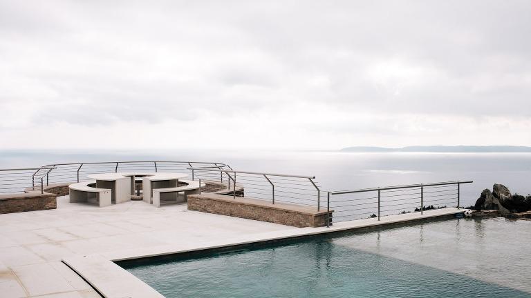 Drehort minimalistische Architektenvilla